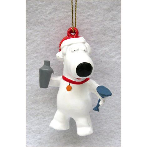 Family Guy Christmas Ornament - Brian