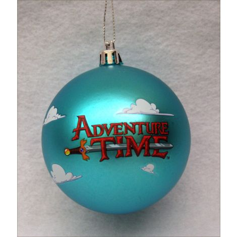 Adventure Time Christmas Ornament