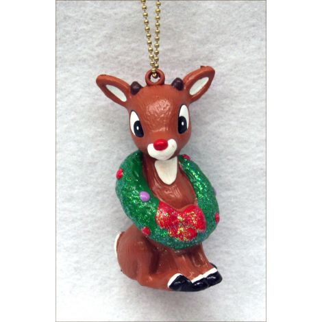 Rudolf Christmas Ornament