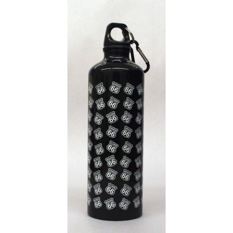 Route 66 Stainless Steel Water Bottle