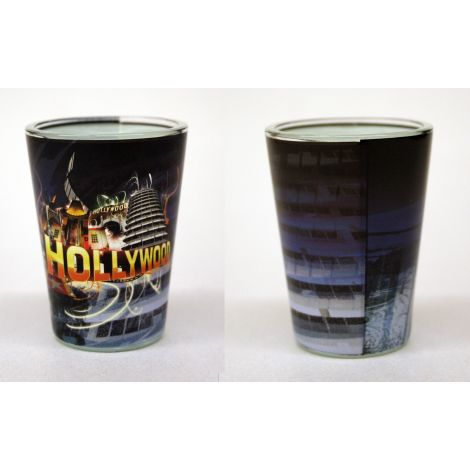 Hollywood Chinese Theatre Shotglass