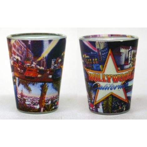 Hollywood Star Shotglass