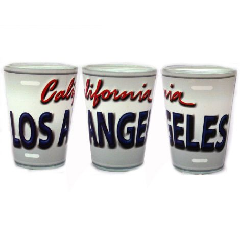 Los Angeles California Shotglass