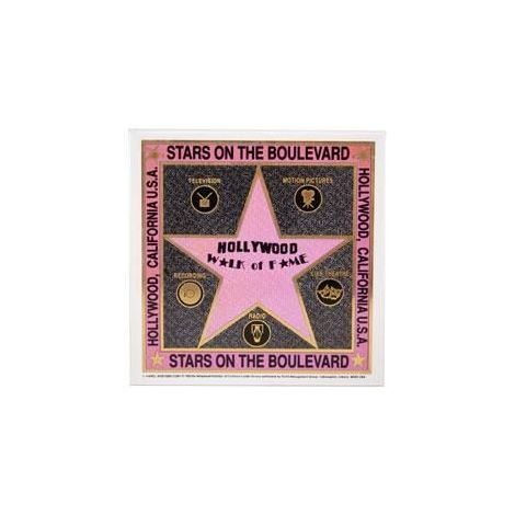 Walk of Fame Star Trivet