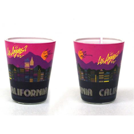California Sunset Shotglass