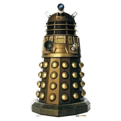 Dalek Caan cutout #879