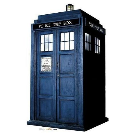 The Tardis is a time machin #881