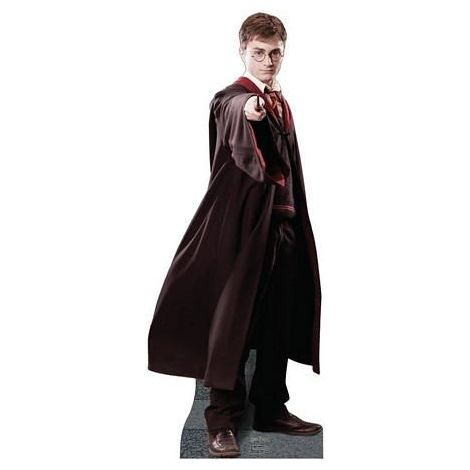 Harry Potter Cutout #882