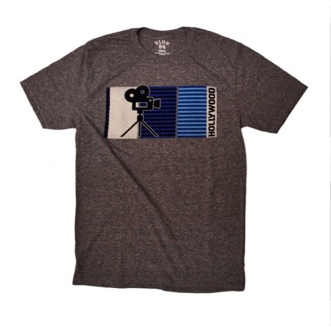 Hollywood Film Camera T-Shirt