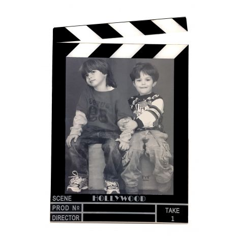 Clapboard Picture Frame - 8x10""