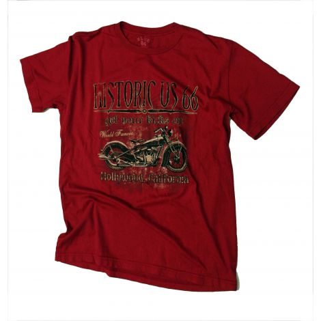Historic US 66 T-Shirt
