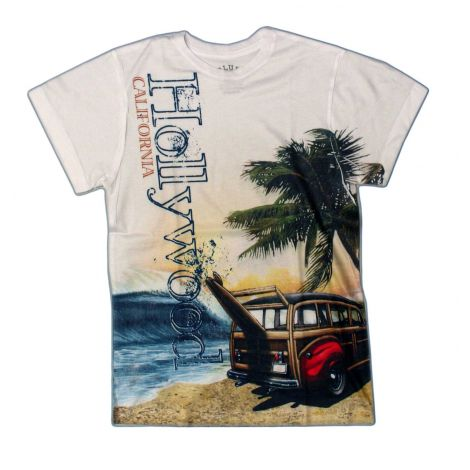Hollywood Beach T-Shirt