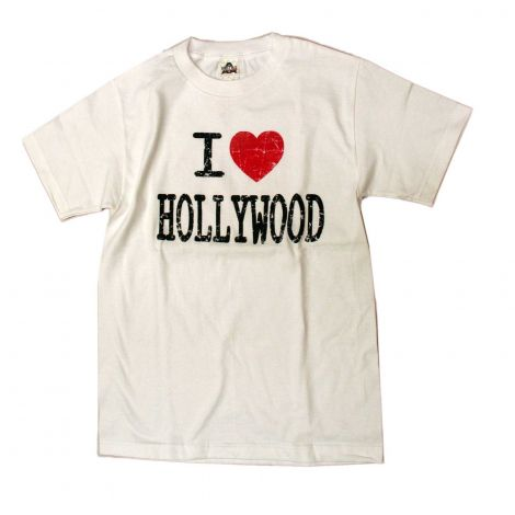 I LOVE Hollywood T-Shirt