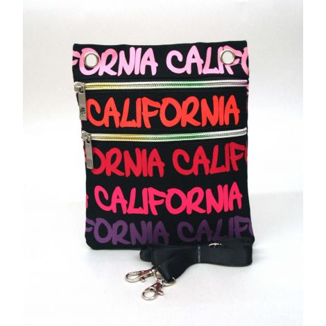 Multi-color California Neck Wallet