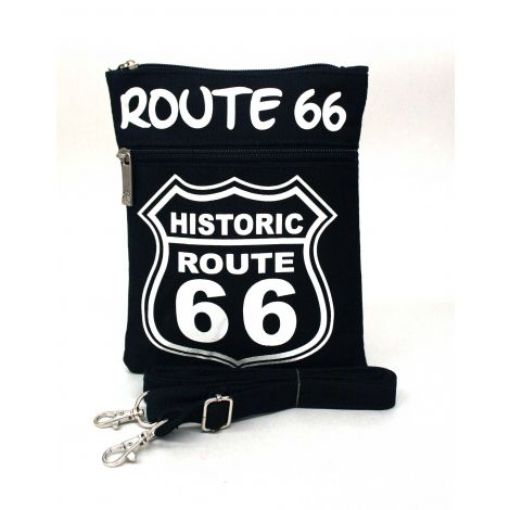 Route 66 Neck Wallet