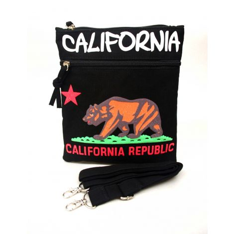 California Republic Neck Wallet - Large
