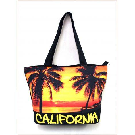 California Sunset Shoulder Bag