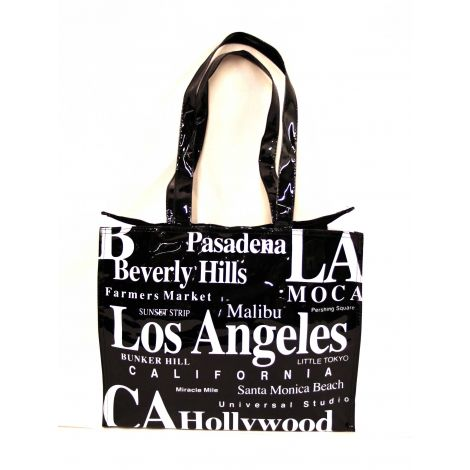 Los Angeles Vinyl Bag