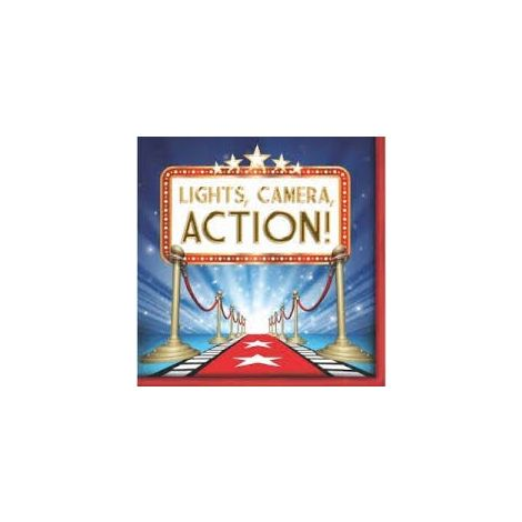 Action 2-Ply Napkins
