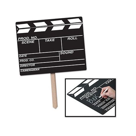 Clapboard Yard Sign