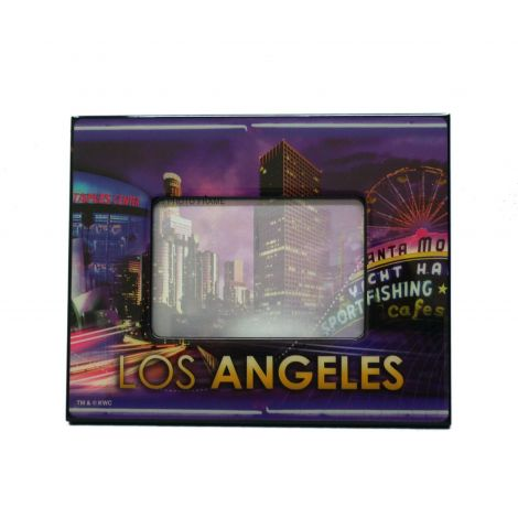Los Angeles Picture Frame 4x6
