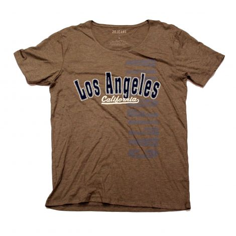 Brown Los Angeles Shirt