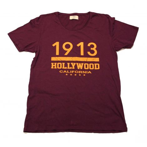 Maroon Hollywood Shirt