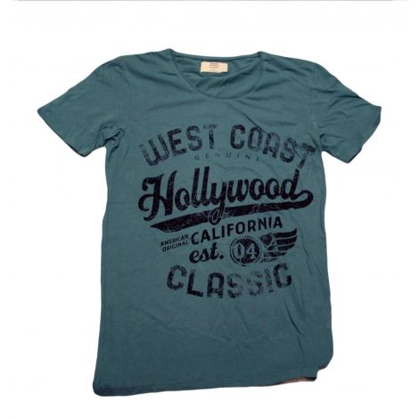 Turquoise Hollywood Shirt