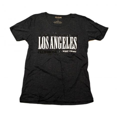 Charcoal Los Angeles Shirt