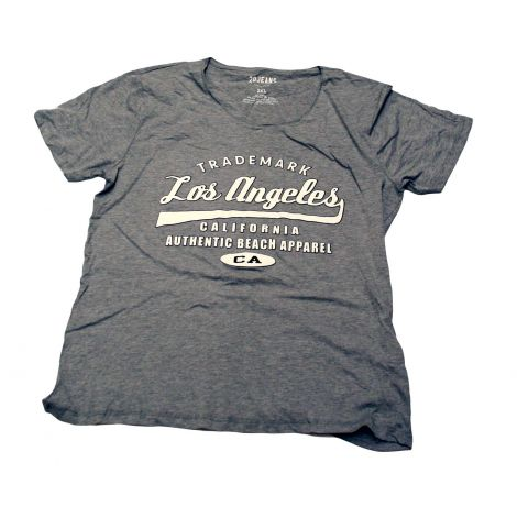 Grey Los Angeles Shirt