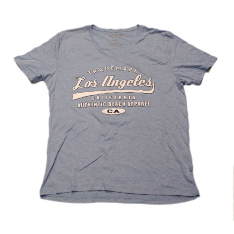 Light Gray Los Angeles Shirt