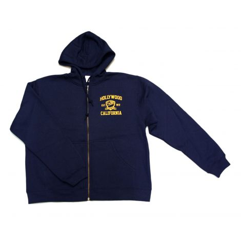 Navy Blue Hollywood 1913 Hoodie