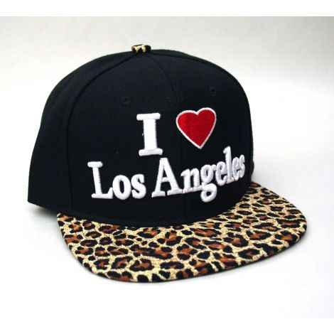 I Love Los Angeles Cap