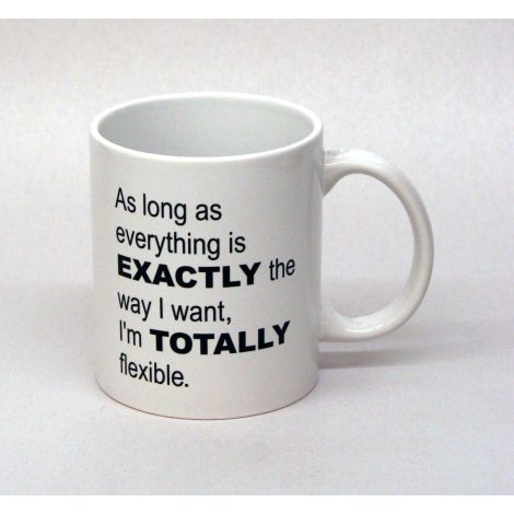 Humorous Quote Coffee Mug