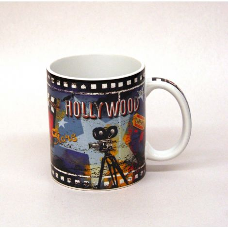 Hollywood Film Coffee Mug