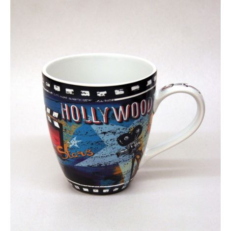 Hollywood Film Mug