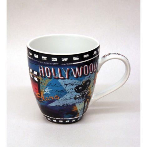 Hollywood Film Mug