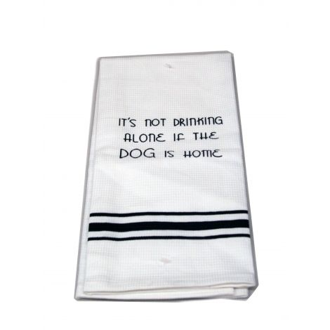 Humorous Quote Kitchen Towel