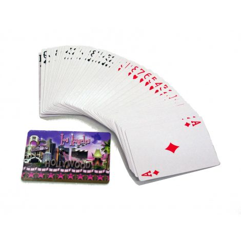 Hollywood Playing Cards