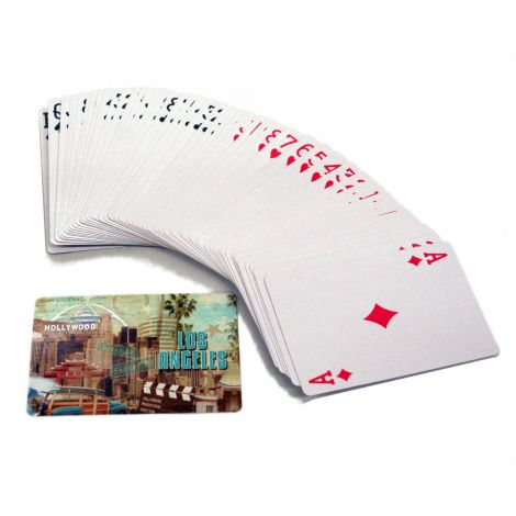 Los Angeles Playing Cards