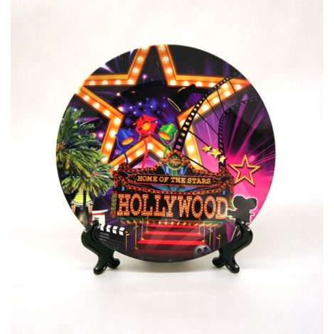 Home of the Stars Decorative Plate