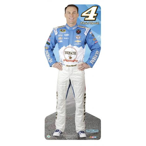 Kevin Harvick Busch Beer Cardboard cutout