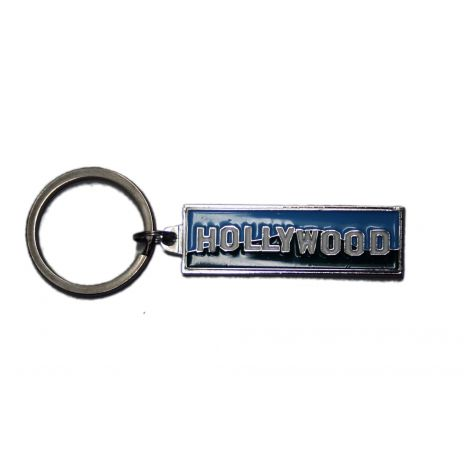 Hollywood Sign Keychain