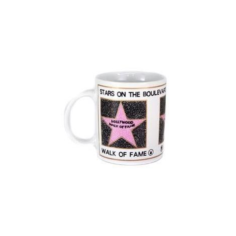 Walk of Fame, Stars on the Boulevard Mug
