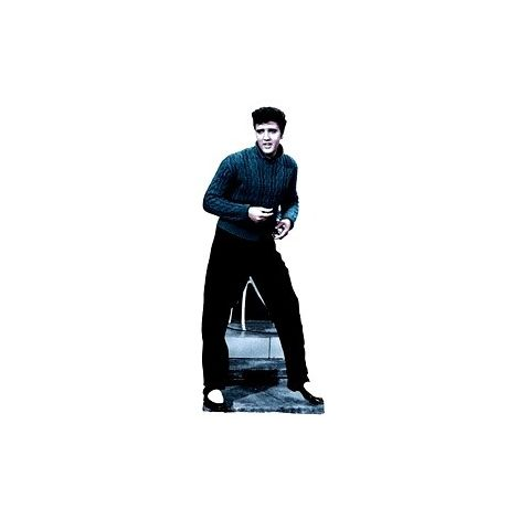 Elvis Cutout 844