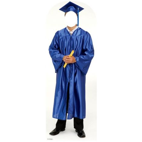 Male Graduate Stand In #900