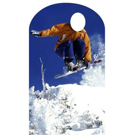 Snowboarding Standin #925