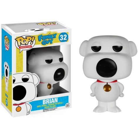 Funko POP TV Family Guy Brian