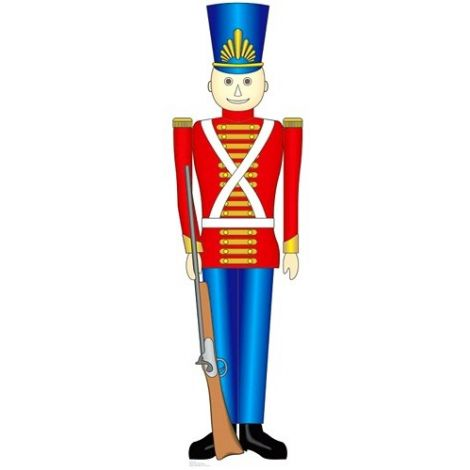 Toy Soldier standup 898
