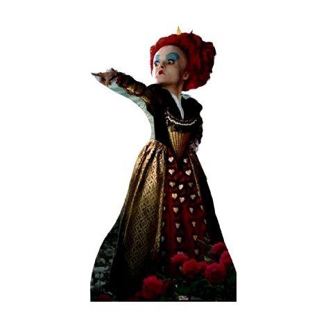 Alice in Wonderland - Red Queen cutout 92#